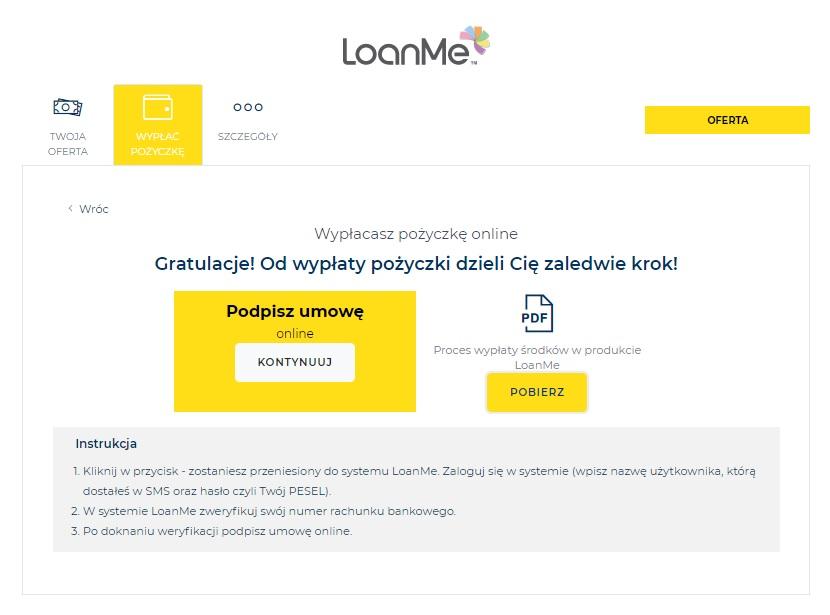 loanme online
